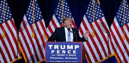 Donald J. Trump臉書
