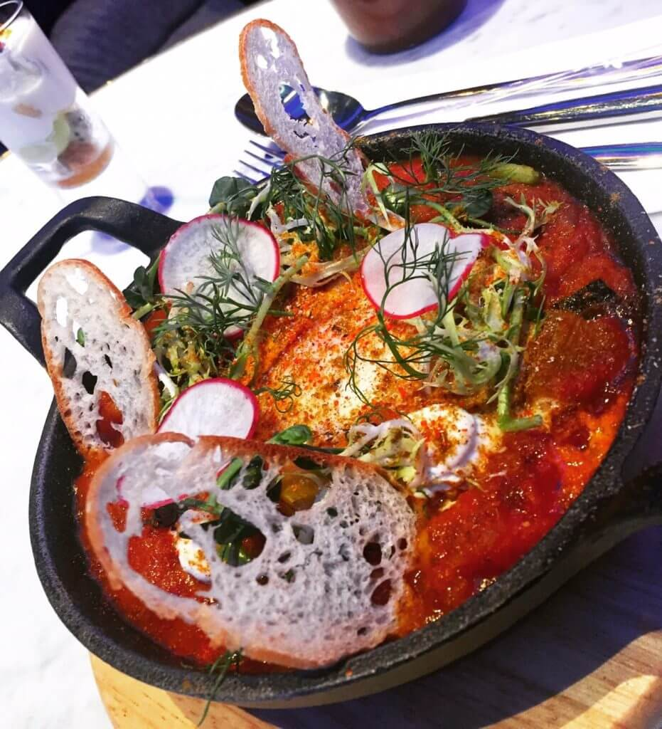 Café de Lugano香料燉菜(素食)。(圖/吐司客拍攝)
