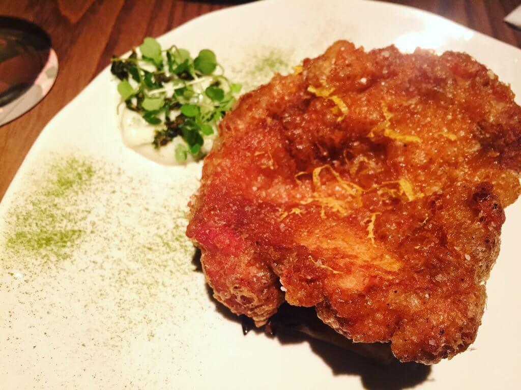 Longtail香脆炸雞。(圖/吐司客拍攝)