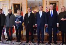 反IS聯軍巴黎會議