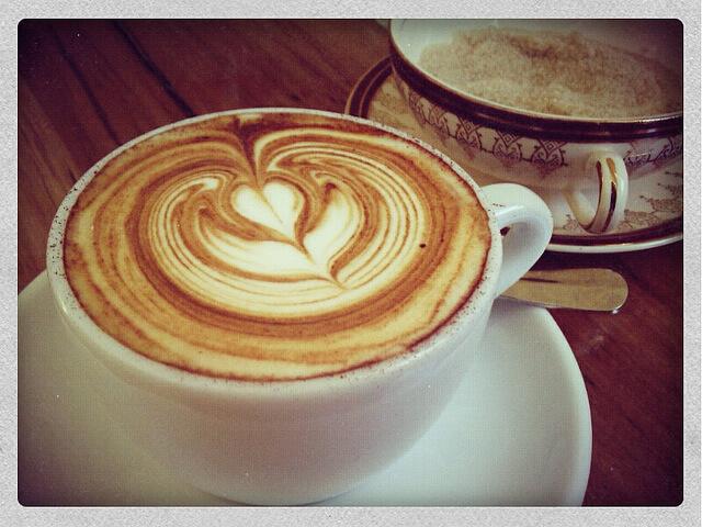 咖啡(Photo Credit_Cheryl Foong,C.C. License)