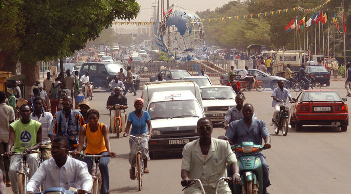 布吉納法索首都