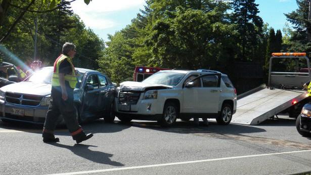 車禍發生為什麼都無法和解?因為 和解金談不攏 啊…
