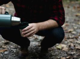 保溫瓶能裝茶嗎