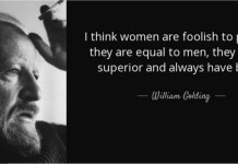 William Golding quotes(圖片來源:網路)