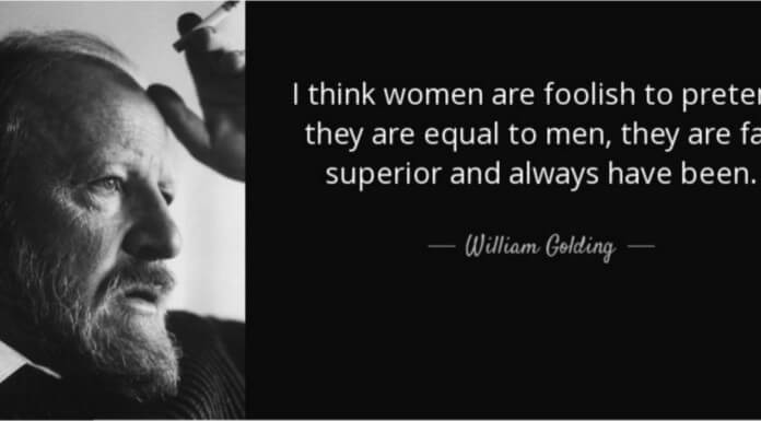 William Golding quotes(圖片來源:網路)