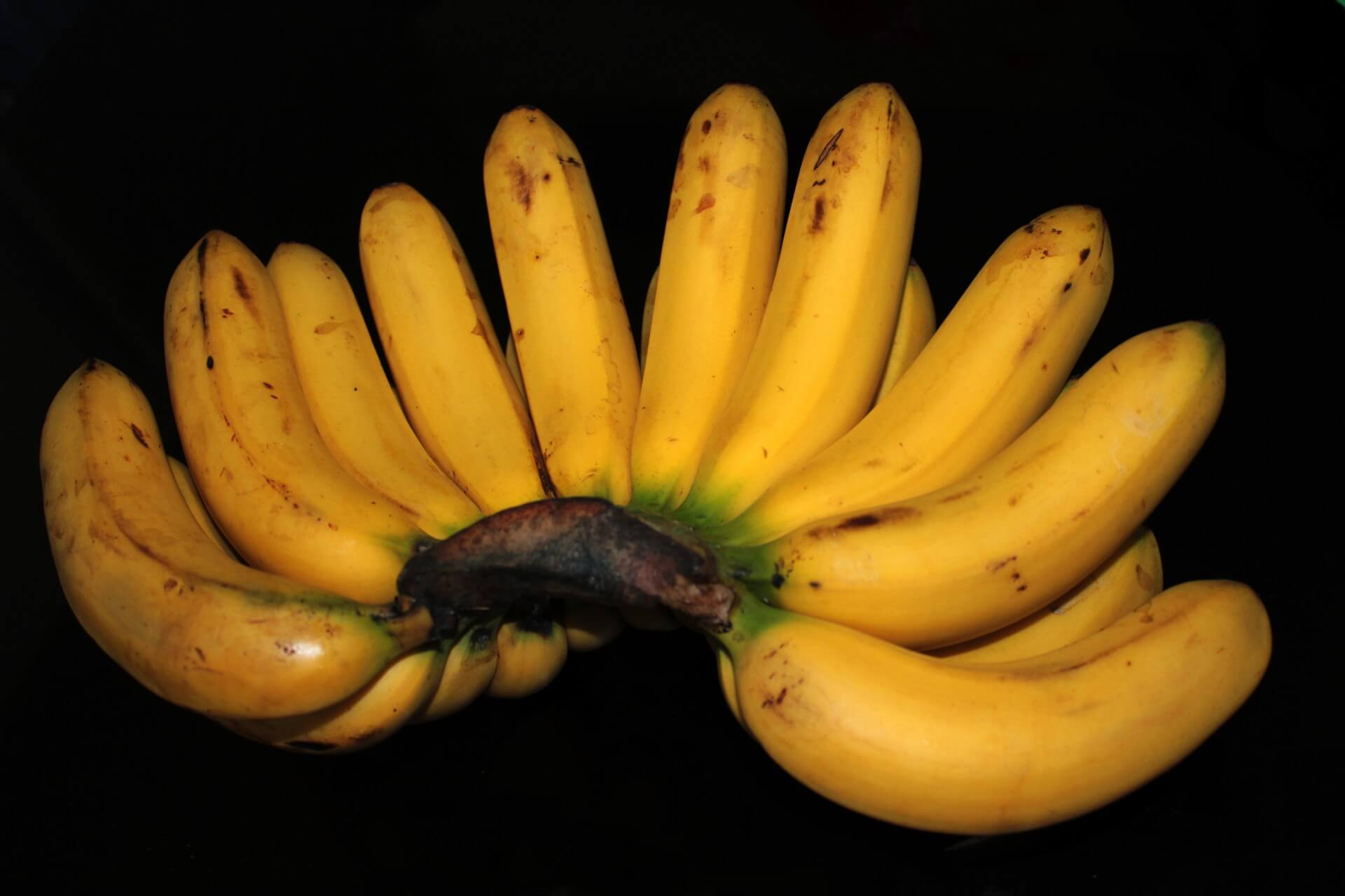 香蕉頭尾綠色易致癌