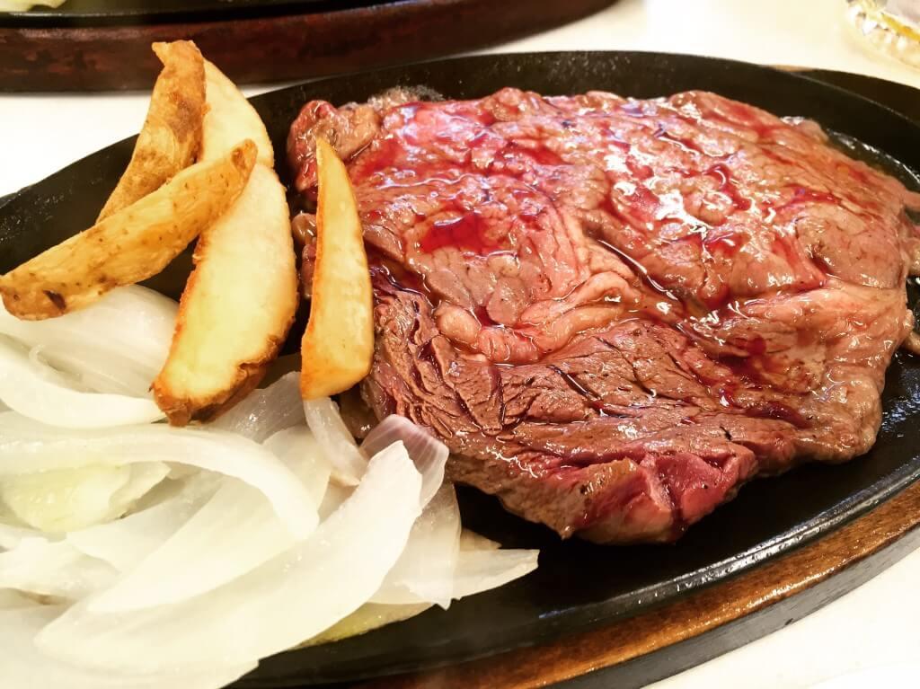 沖繩美食那霸傑克牛排