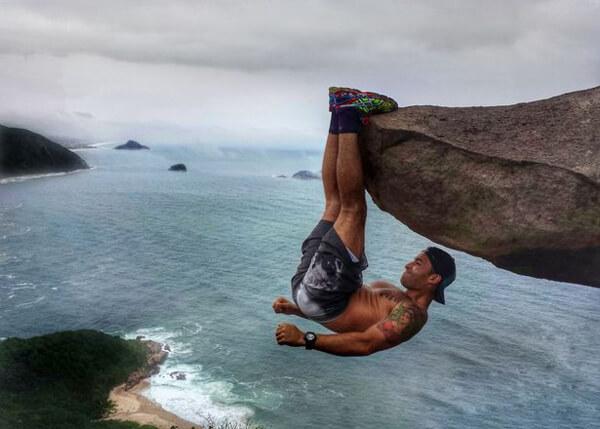 巴西里約懸崖