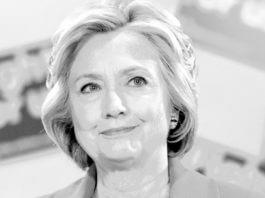 希拉蕊(圖片來源:Hillary Clinton Facebook)
