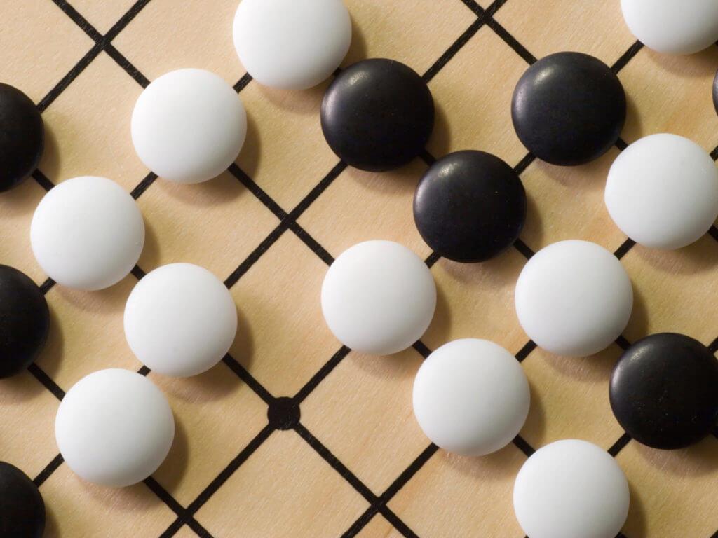 圍棋(圖片來源:www.world-go.org)