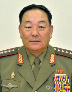 北韓玄永哲(圖片來源:百度百科)