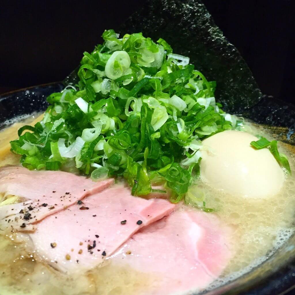 麵屋三郎濃湯豚骨青蔥拉麵