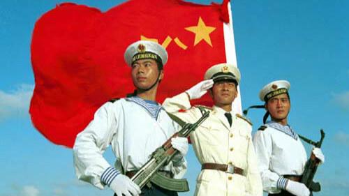 解放軍濫用職權砸酒店