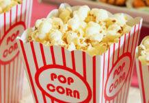 為什麼去電影院看電影要吃爆米花?(圖片來源:https://pixabay.com)