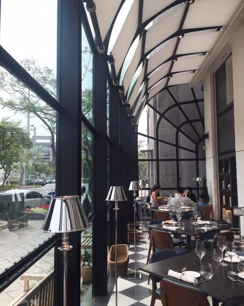 IL MERCATO一樓的美景。(圖/吐司客拍攝)