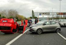假如發生交通意外事故