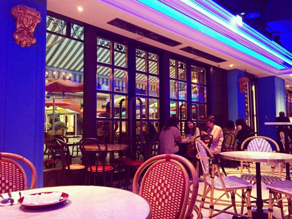 Café de Lugano室內用餐區。(圖/吐司客拍攝)