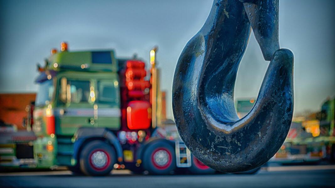 網路流傳的中油免費拖吊服務是假的。(圖片來源:https://pixabay.com/)
