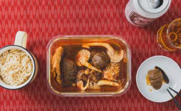 蘭姆酒吐司好食市集懶得煮即煮包麻辣牛腱