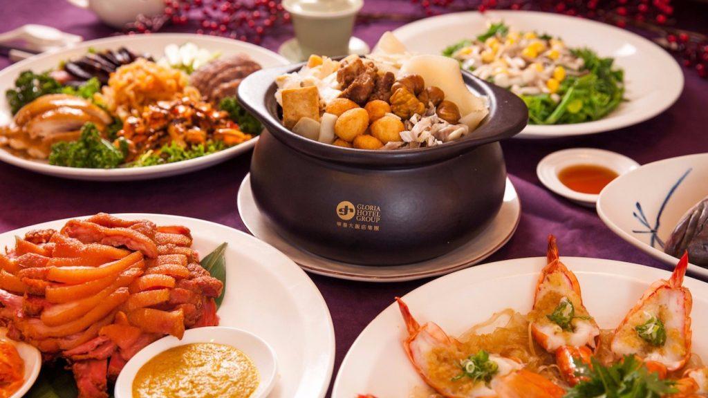 華泰王子大飯店尾牙春酒饗宴。(圖/華泰大飯店集團提供 )