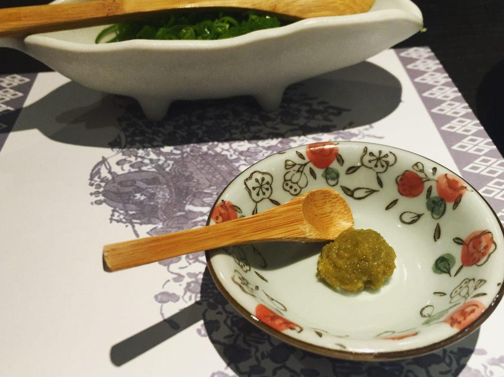 柚子胡椒醬。(圖/吐司客拍攝)