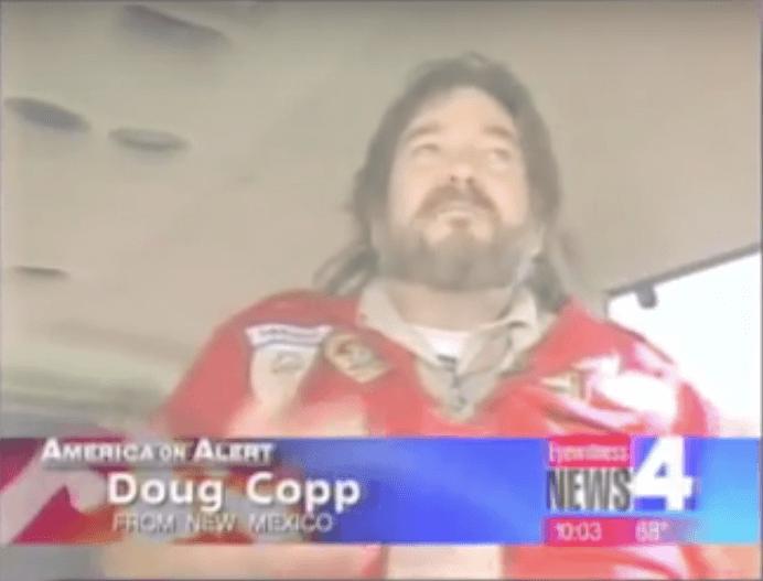 在謠言中被稱為「美國最有經驗救援家」的道格.庫普