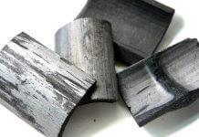 竹炭排毒 (圖翻攝維基百科)