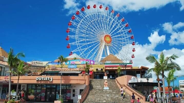 來點Sense/ 沖繩本島 買透透!OUTLET、百貨購物中心總整理