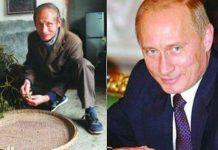 俄羅斯總統普亭竟是中國人種 叫做羅震英?沒根據的謠言馬上被看破手腳啦!