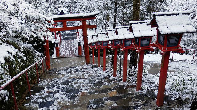 來點Sense/ 京都景點 Top20推薦!這些景點必須去!(下)(Photo via Flickr, by Izu navi, CC License)