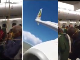 衣索比亞航空空難前最後一刻的珍貴視頻 ?拜託!真的不要再騙了!