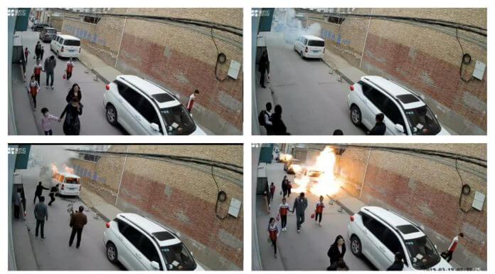 恐怖影片呼籲 不要在車内或密閉空間内噴香水 ,以免爆炸?搞錯爆炸原因啦!