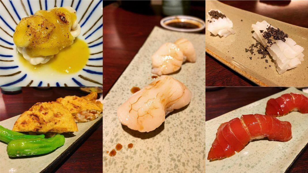 吐司客/ 常夜燈 — 鮮美與飽足兼具的無菜單日本料理