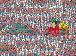 威利在哪裡(圖翻攝自網路)