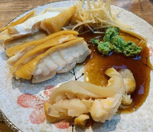 鯊魚醃(圖/吐司客拍攝)