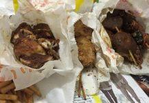 雞排的防油紙袋含有全氟烷化合物會致癌(圖蘭姆酒吐司拍攝)