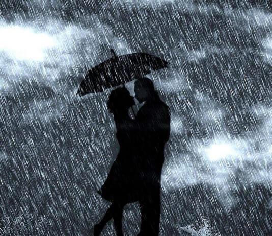 離雨水遠一點?下雨的 雲層可能會挾帶細菌、病毒過來 ?謠言又唬爛了(圖片來源:https://pixabay.com)