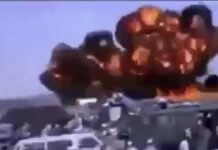 昨天俄羅斯航空展 ,義大利飛行表演隊發生了意外?別被謠言誤導了!